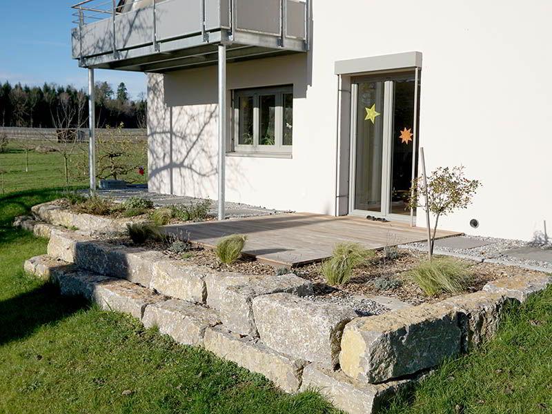 steinmauern-garteneinfassungen